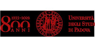 Logo 800 anni UNIPD